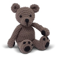 The Knitty Critters Collection -Tumble Ted