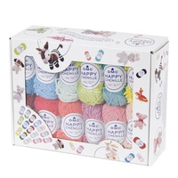 DMC Happy Chenille Yarn set